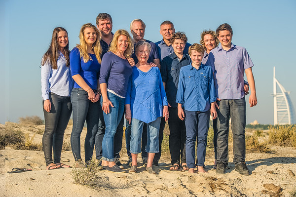 The Larsson Family