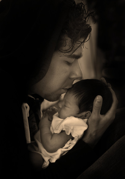 From family shoot, Newborn photography