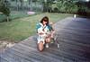 Claudia Clifton around 1995.