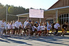 Start of the one mile fun run. Spring Hill Elementary 2009 Turkey Trot 5K Race. Ira took second place in his age group with a time of 31:24.