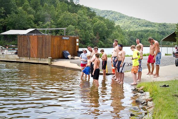 Ira Boy Scout Summer Camp 2011 - kombatkamera