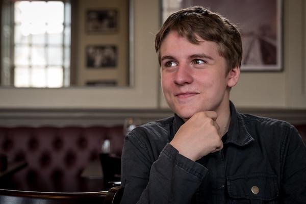 Portrait of a Fine Young Man