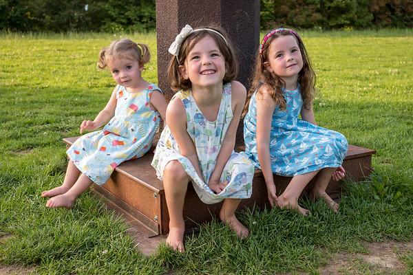 Felicity, Vivi & Pippa