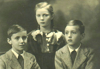 My mother was born in Sofia, Bulgaria. Radka Ovtcharoff. She is here with friends Ognian and Plamen Shosheff of Sophia, Bulgaria.