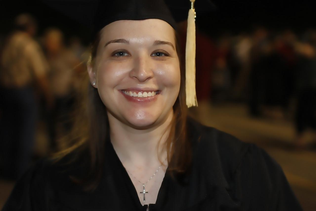 Amy's graduation on May 1, 2012.