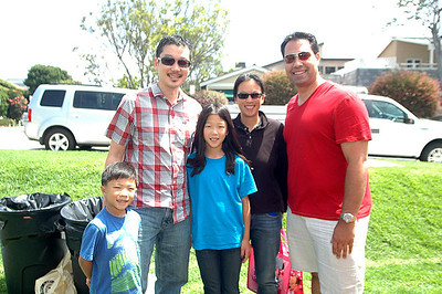 Aleah's 3rd Birthday Party - Begonia Park - Corona del Mar, CA