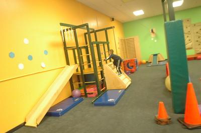 Domenick's 5th Birthday - My Gym Valencia, CA