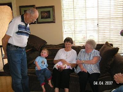 April 4_ 2007 Great grandparents and Auntie Linda visit Gracie 017.jpg