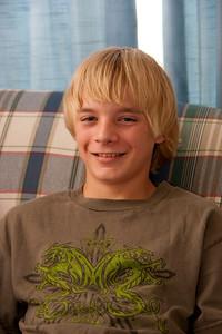 Boz, age 14, Aug 2009