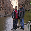 Hammer & Michael Gonzalez, Santa Elana Canyon, Big Bend National Park