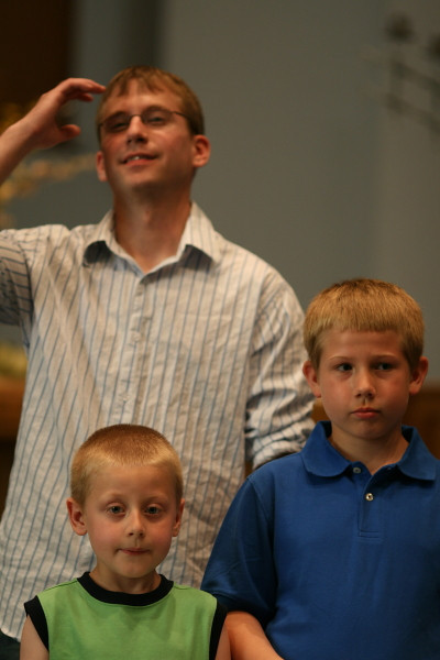 Dave, Jakob, and Andrew
