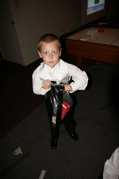 Little Penguin - Jakob the Ring Bearer