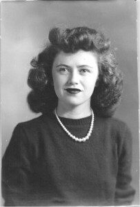 peggy jean spence 1944