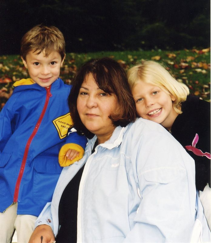 Donovan, Elaine and Tayler