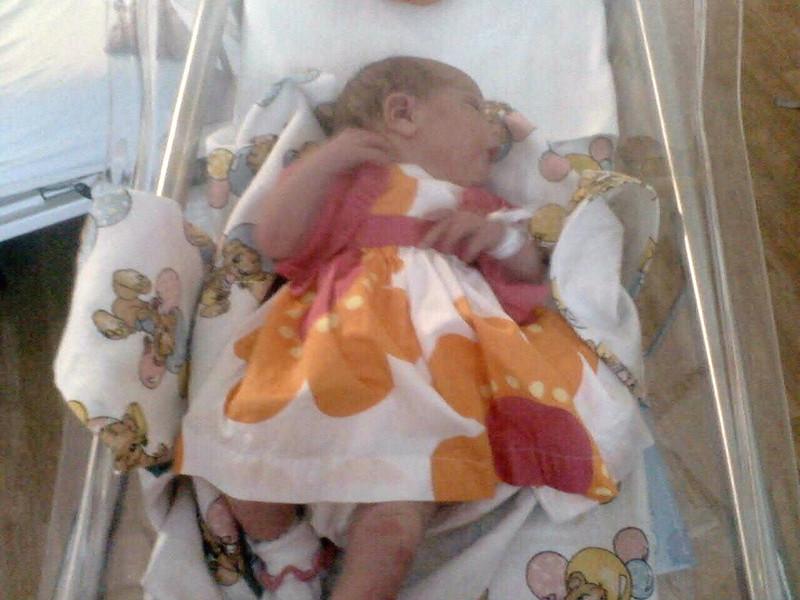 Nikola May Gephart born 11 October 2011.