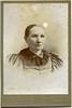 Catharina (Katherine) Wilke Esch. c1890.  Wife of J. Bernhard Esch and mother of my grandfather, Levi Esch.
