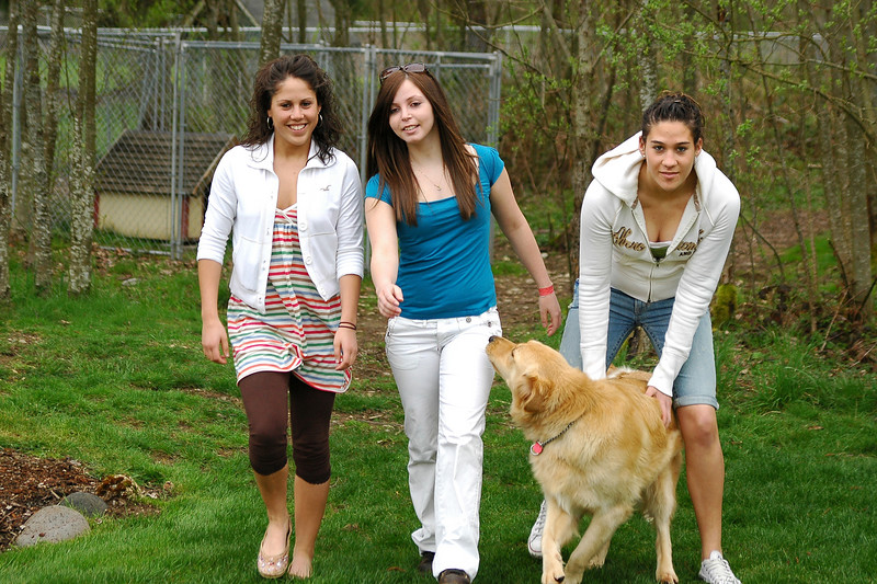 Kelsy, Rachel and Jennsyn