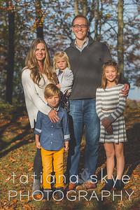 Steingard Family Fall 2017