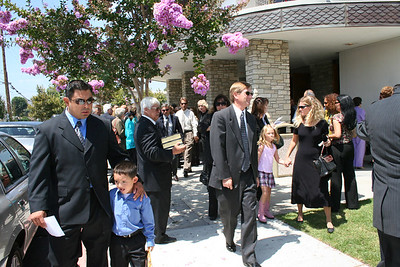Sue and Mike's Funeral