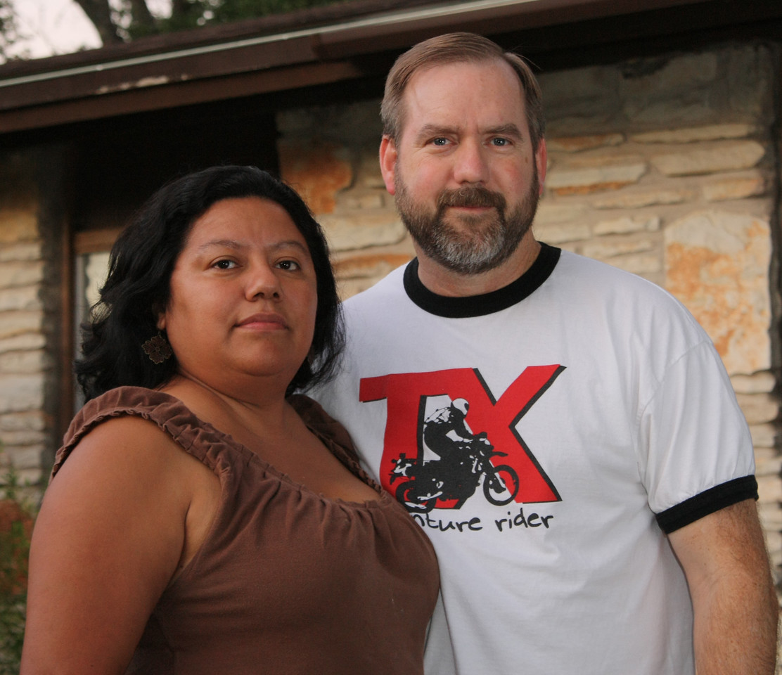 July 2010 at our home in Buda, TX.  Taken by my friend Milton Otto.