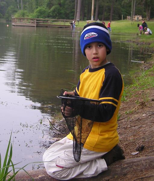 Camp Allen, 5th Grade field trip