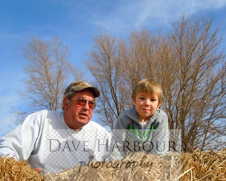 Doug and Ryan Harbour 2011