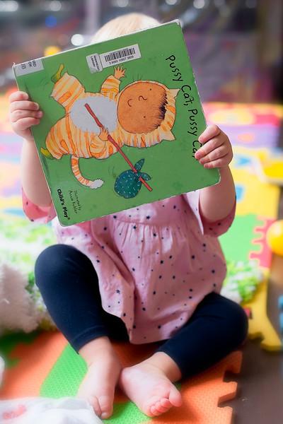 Alice - Reading?