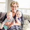 Nana and the Grandbabies!