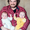 Uncle Kevin and the Grandbabies