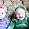 Evan and Alice - Spring Hoodies