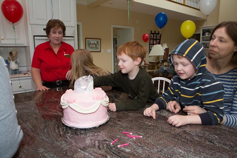 Anja 7th Birthday Party-5463