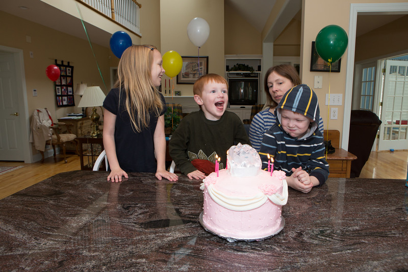 Anja 7th Birthday Party-5454