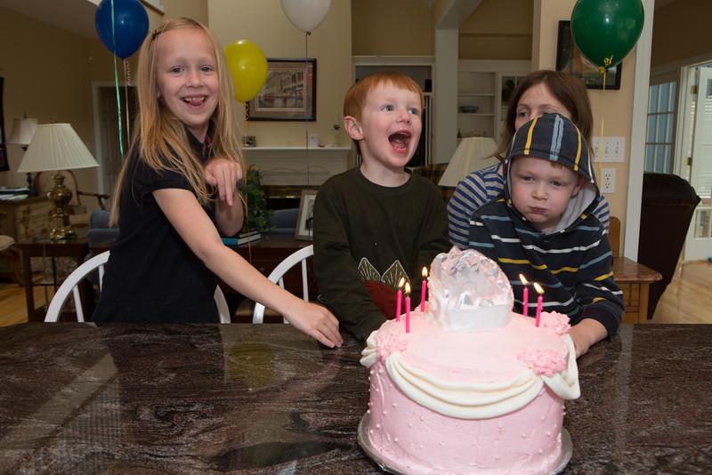 Anja 7th Birthday Party-5457