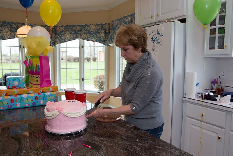 Anja 7th Birthday Party-5472