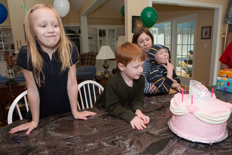 Anja 7th Birthday Party-5446