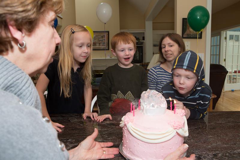 Anja 7th Birthday Party-5460