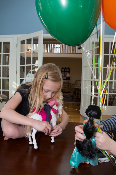 Anja 7th Birthday Party-5530