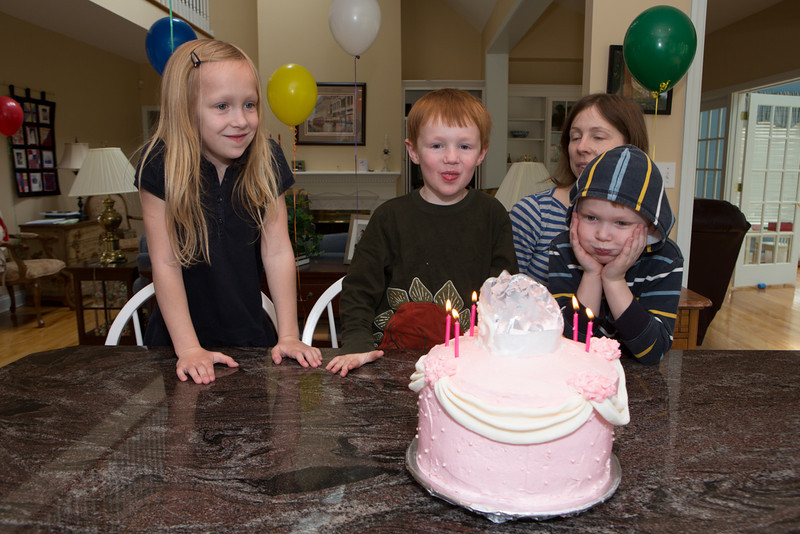 Anja 7th Birthday Party-5458
