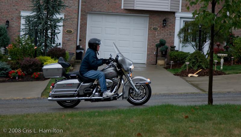 Harley Motorcycle ride-9519