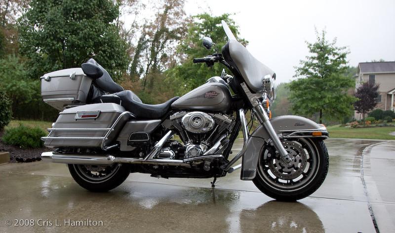 Harley Motorcycle-9502