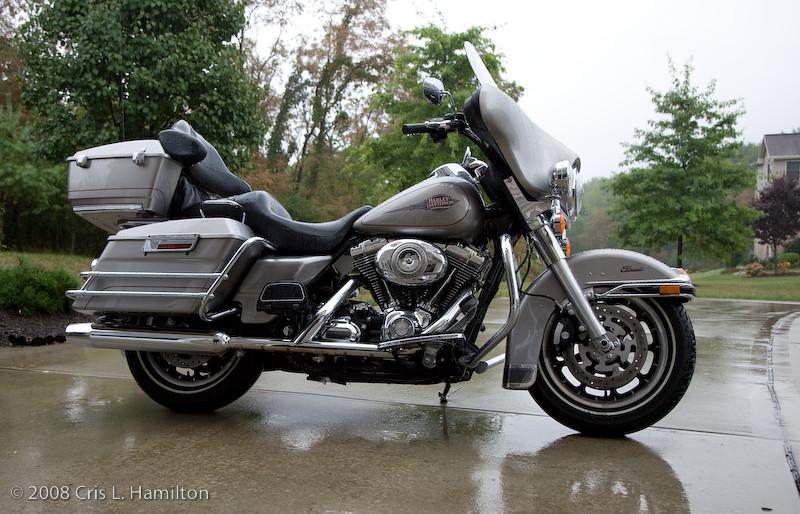 Harley Motorcycle-9503