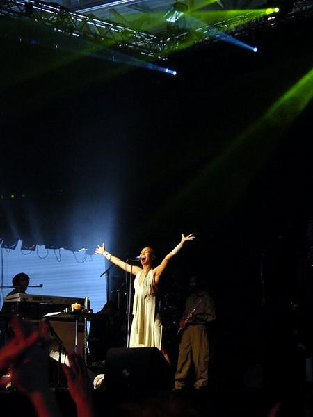 Erykah Badu live at North Sea Jazz Festival 2000 (The Hague, Netherlands)