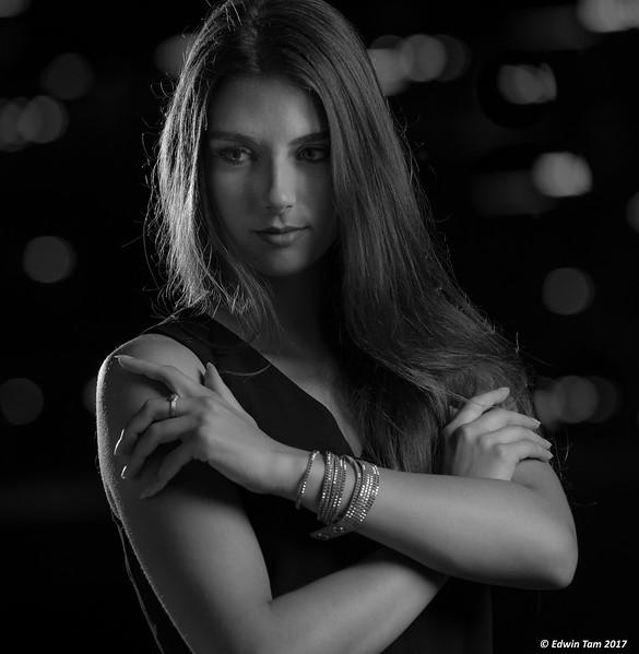 Night Drama - Sarah Morse
