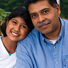Father & Daughter, Schodack, NY. 2007.