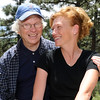 "Mark Shaw, left, will celebrate Father's Day this year with his newly discovered daughter, Marni Morrison, and her family in Boulder.  The family had a picnic on Flagstaff Mountain. For  more photos and a video of the picnic, go to  <a href=""http://www.dailycamera.com"">http://www.dailycamera.com</a>.<br /> Cliff Grassmick / June 17, 2011"