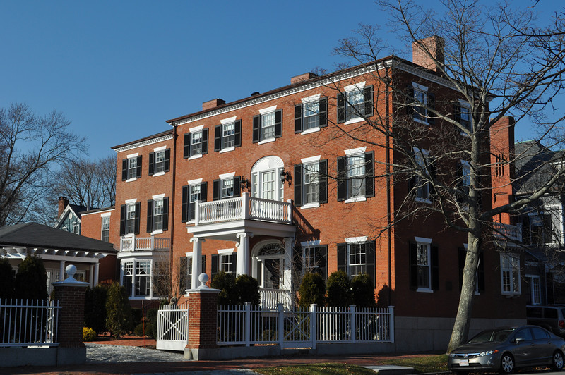 The Joseph Story House, Salem MA