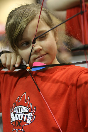 Junior Archer at Mother of all Shoots