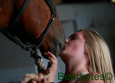 every pet deserves a kiss