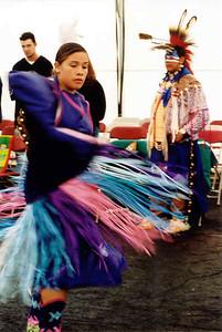 Pow Wow-Dancer