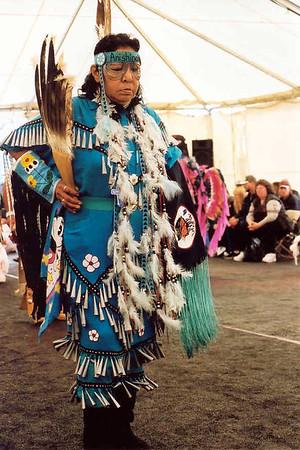 Pow Wow-Woman